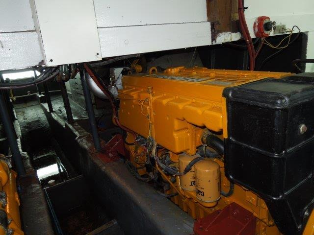 cabin cruiser 47 engines