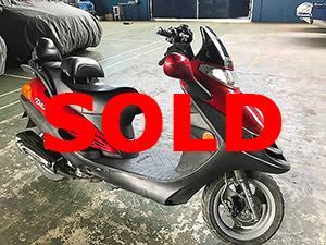 Kymco 150 for sale