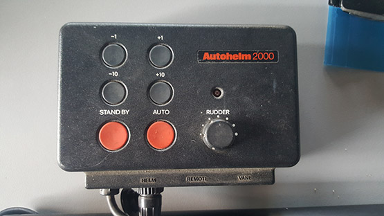 Autohelm 2000 For Sale In Subic Bay