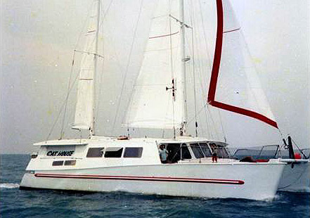 Expedition Sailing Yacht 23M