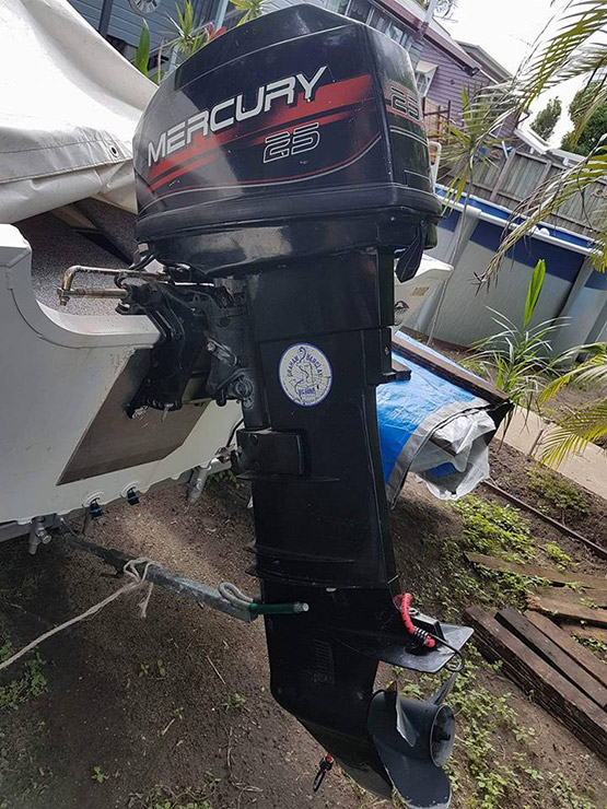 Mercury 25HP for sale