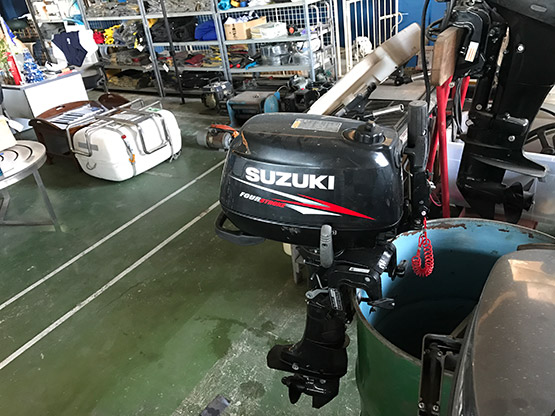 suzuki 6hp outboard for sale