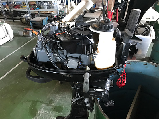 Honda 15HP 4-stroke For Sale
