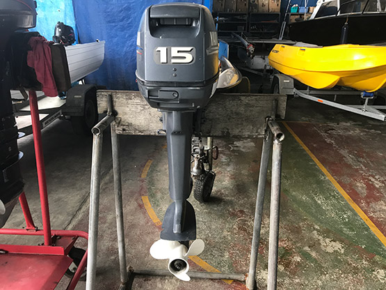 Yamaha 15hp 2-stroke For Sale
