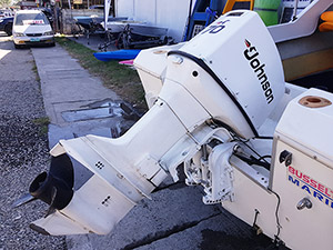 Cruise Craft 15FT Speedboat outboard motor