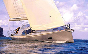 Elliot Tourer 1650 sailing yacht for sale