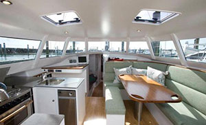 Elliot Tourer 1650 pilothouse