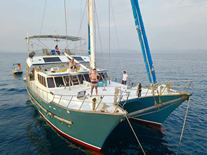 expedition sailing yacht for sale