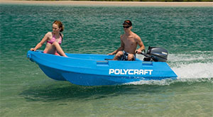 Polycraft Tuff Tender 300 for sale