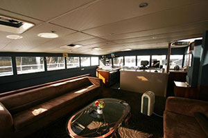 sailing catamaran 72 interior