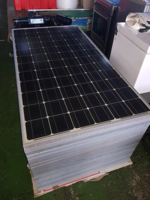 190W solar panel for sale