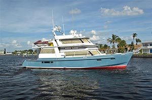 Charter Catamaran 58FT for sale