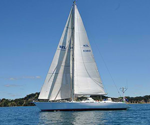 custom sailing yacht for sale