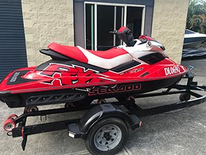 Sea-Doo RXP Jetski for sale