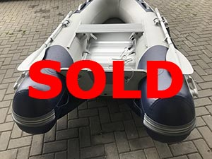 Vetus VIB230 Traveller Inflatable Boat For Sale