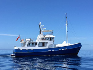 Watson 72 Expedition Motor Yacht for sale